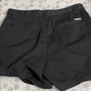 Calvin Klein Shorts - Calvin Klein Size 14 Bermuda Black Denim Shorts
